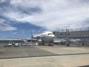 熊本空港VR撮影!